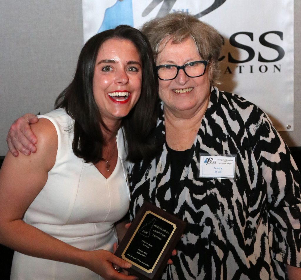 New Hampshire Press Association Announces 2018 Distinguished
